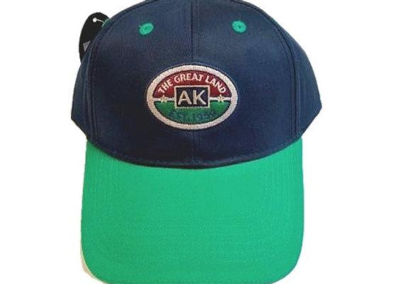 The Great Land Baseball Hat