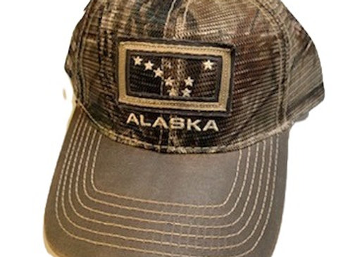Mesh All Over Camo Hat