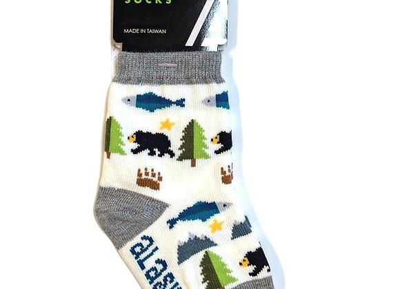 Little Explorer Infant Socks