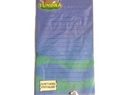 Tundra Comic Polar Bear Notepad