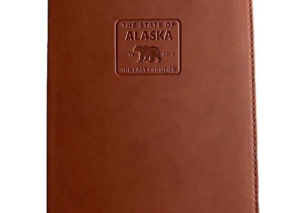 Leather Bear Journal