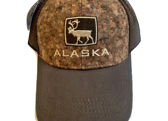 Cork Caribou Baseball Hat