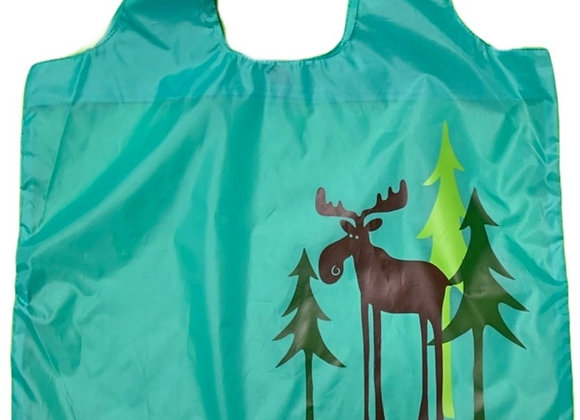 Leggy Moose Reusable Bag
