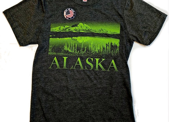 Green Reflection T-Shirt