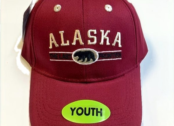 Red Bear Youth Hat