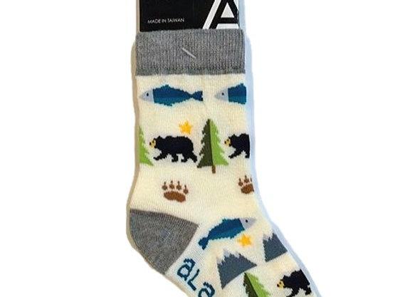 Little Explorer Toddler Socks