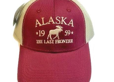 1959 Moose Baseball Hat