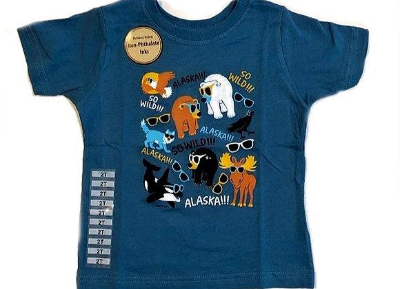 Cool Shades Toddler T-Shirt