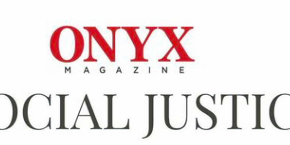 ONYX Magazine's Black History Town Hall: Why Black Lives Really Matter