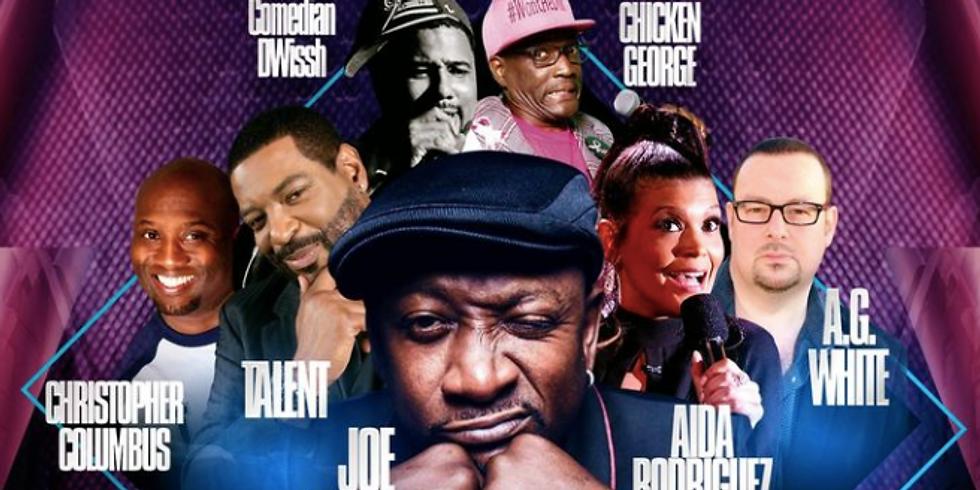 Blu-Night Comedy Show