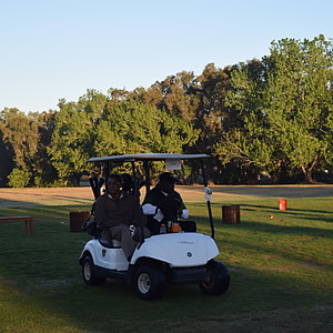 Orange & Green Golf Tournament