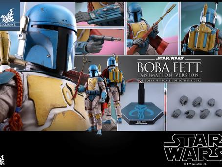 Hot Toys: Star Wars - Boba Fett (Animation Version)