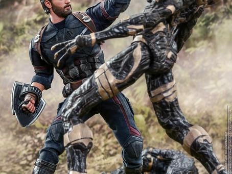Hot Toys: Avengers: Infinity War - Captain America (Promo)