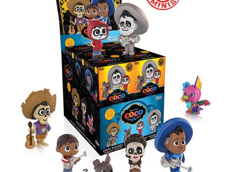 Funko: Coco Mystery Minis, Dorbz, & Pop!s