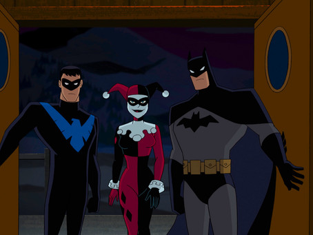 The Dark Knight is Back for a One-Night Cinematic Event With the All-New Animated DC Universe Origin