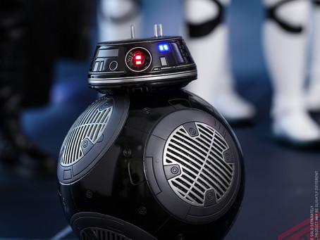 Hot Toys: The Last Jedi - BB-9E