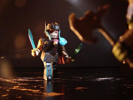 Diamond Select Toys: Ragnarok arrives early