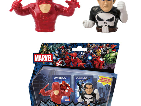 Monogram Direct: Marvel Finger Fighters