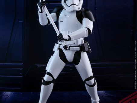 Hot Toys: Star Wars: The Last Jedi - Executioner Trooper -MMS248