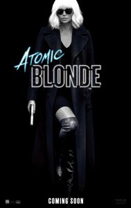 Randy gets a sneak peek at ATOMIC BLONDE!