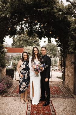 Adelaide Hills wedding