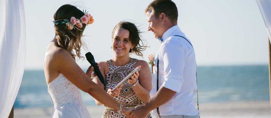A DUMMIES GUIDE TO WRITING YOUR OWN VOWS