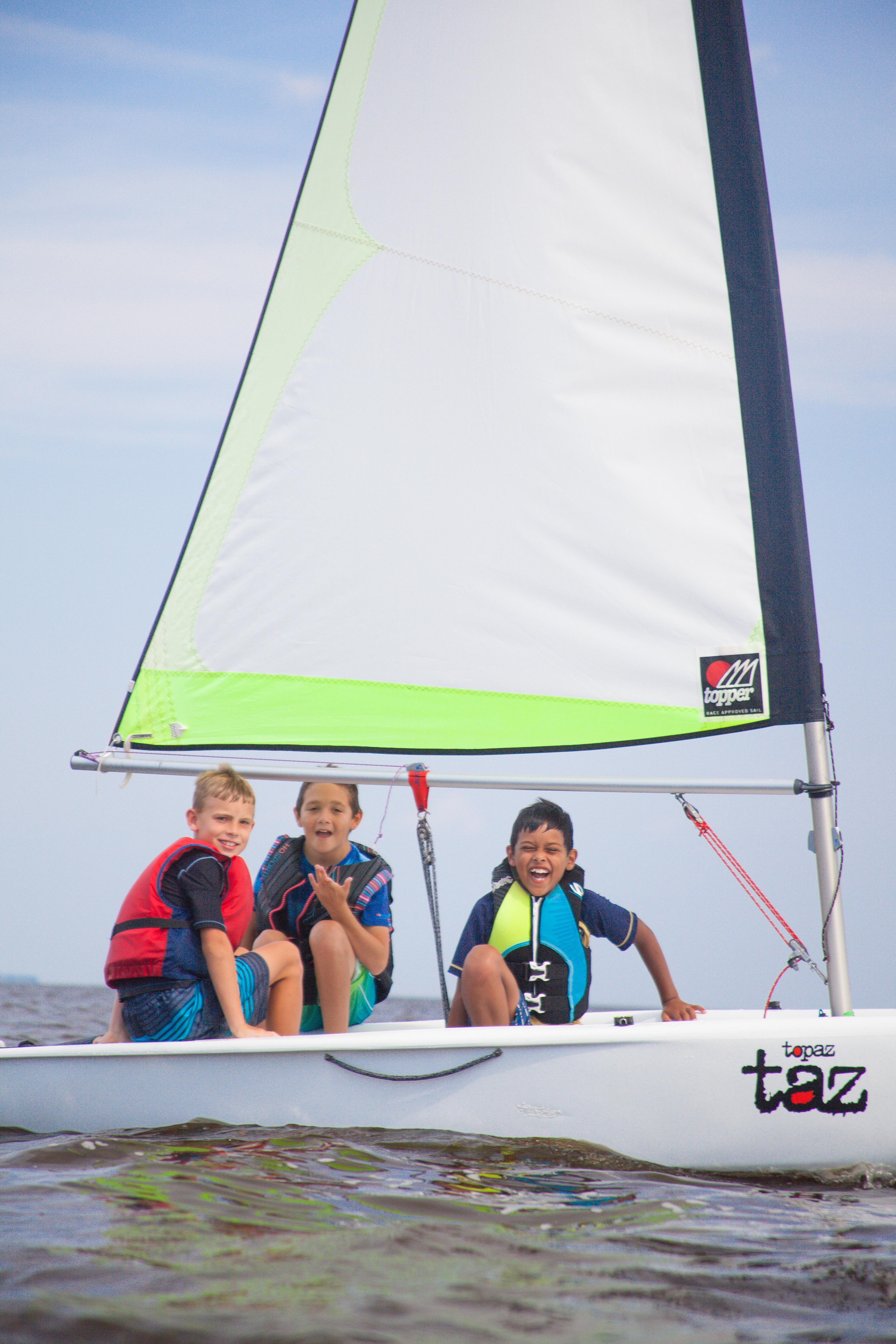 2016 Sailing Camp-40