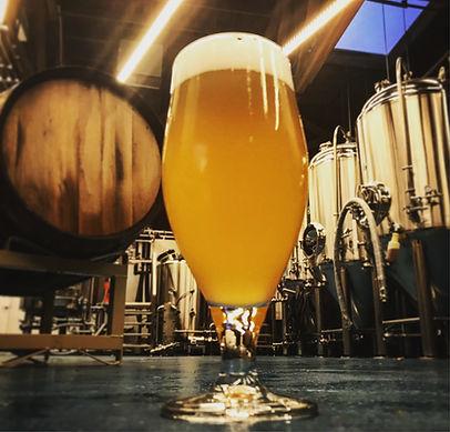 On the brewery floor.JPG