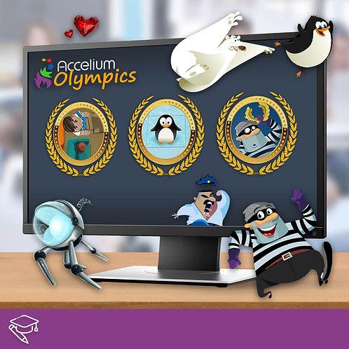 Accelium Olympics - Registration (Y1-Y8)