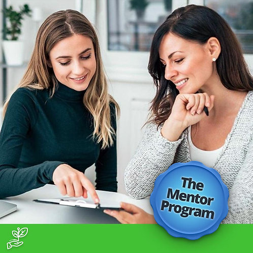 The Mentor Program- Personal Growth process