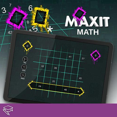 Maxit Math Package (Y1-Y2)