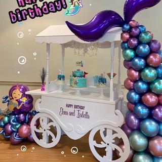 Happy Birthday Mermaid Candy Cart.jpg