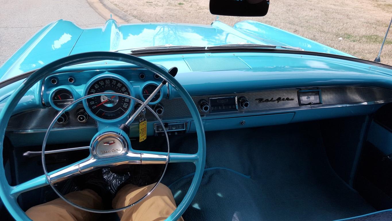 1957 Chevy Bel Air Sport Sedan (60)
