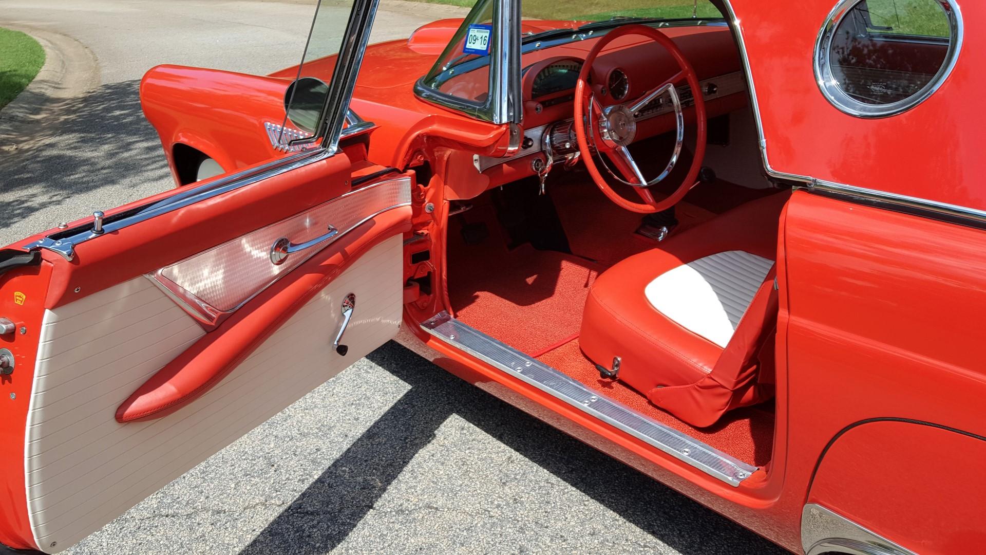 1956 Thunderbird (7)
