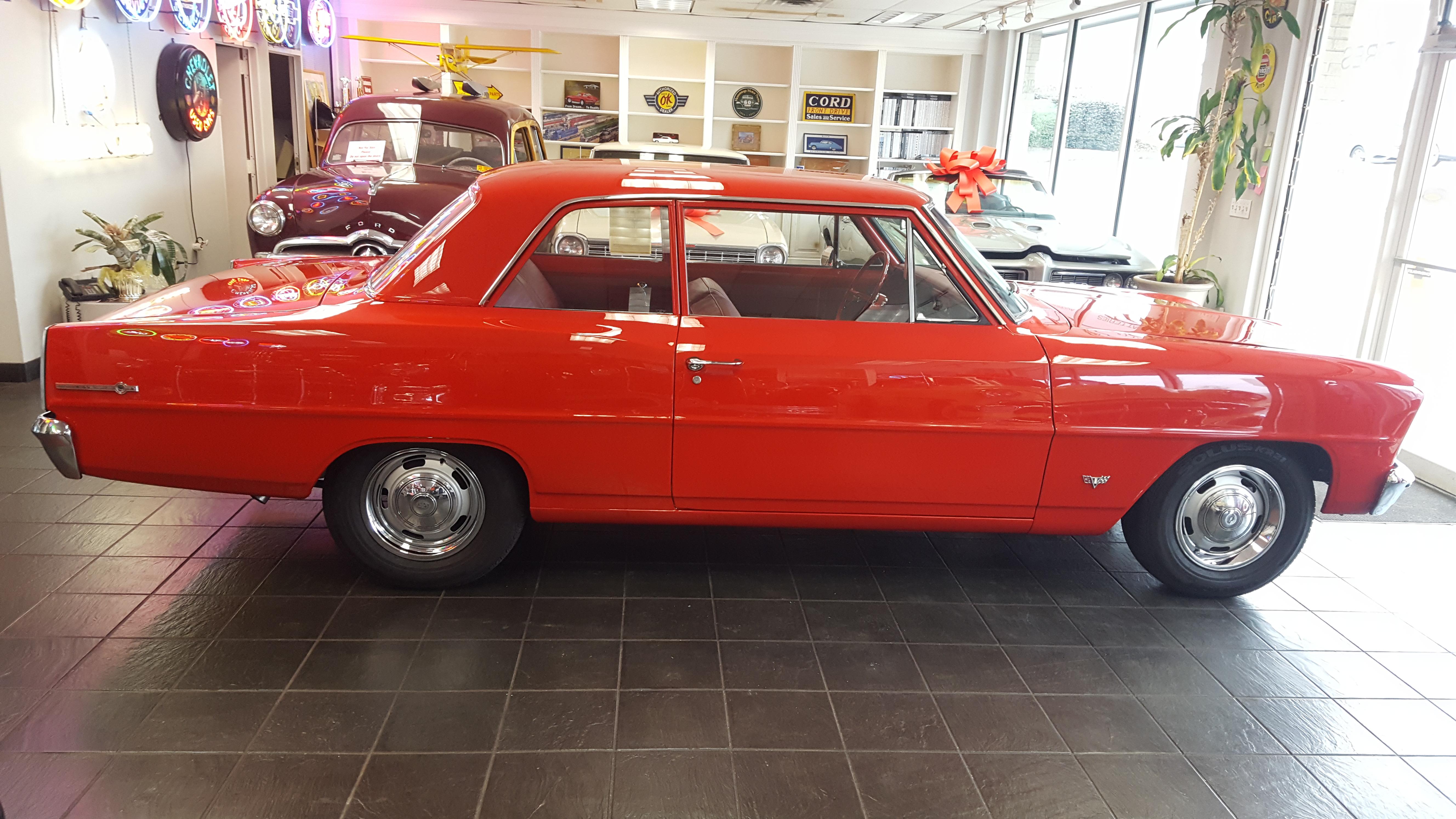1966 Chevy II 400 (2)