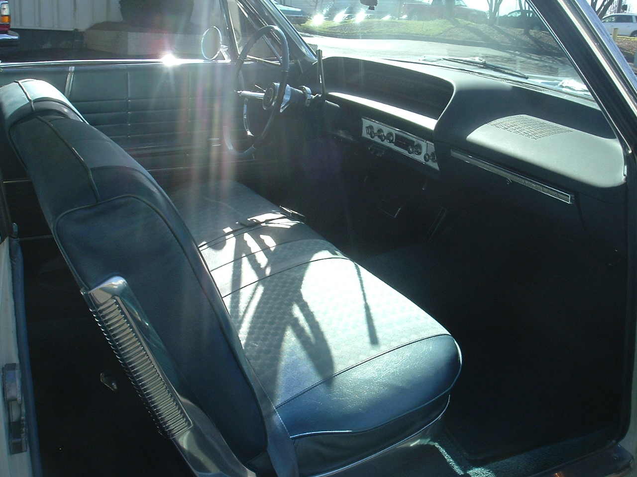 1964 Impala Two Door Hardtop White (15)