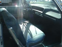 1964 Impala Two Door Hardtop White (15)