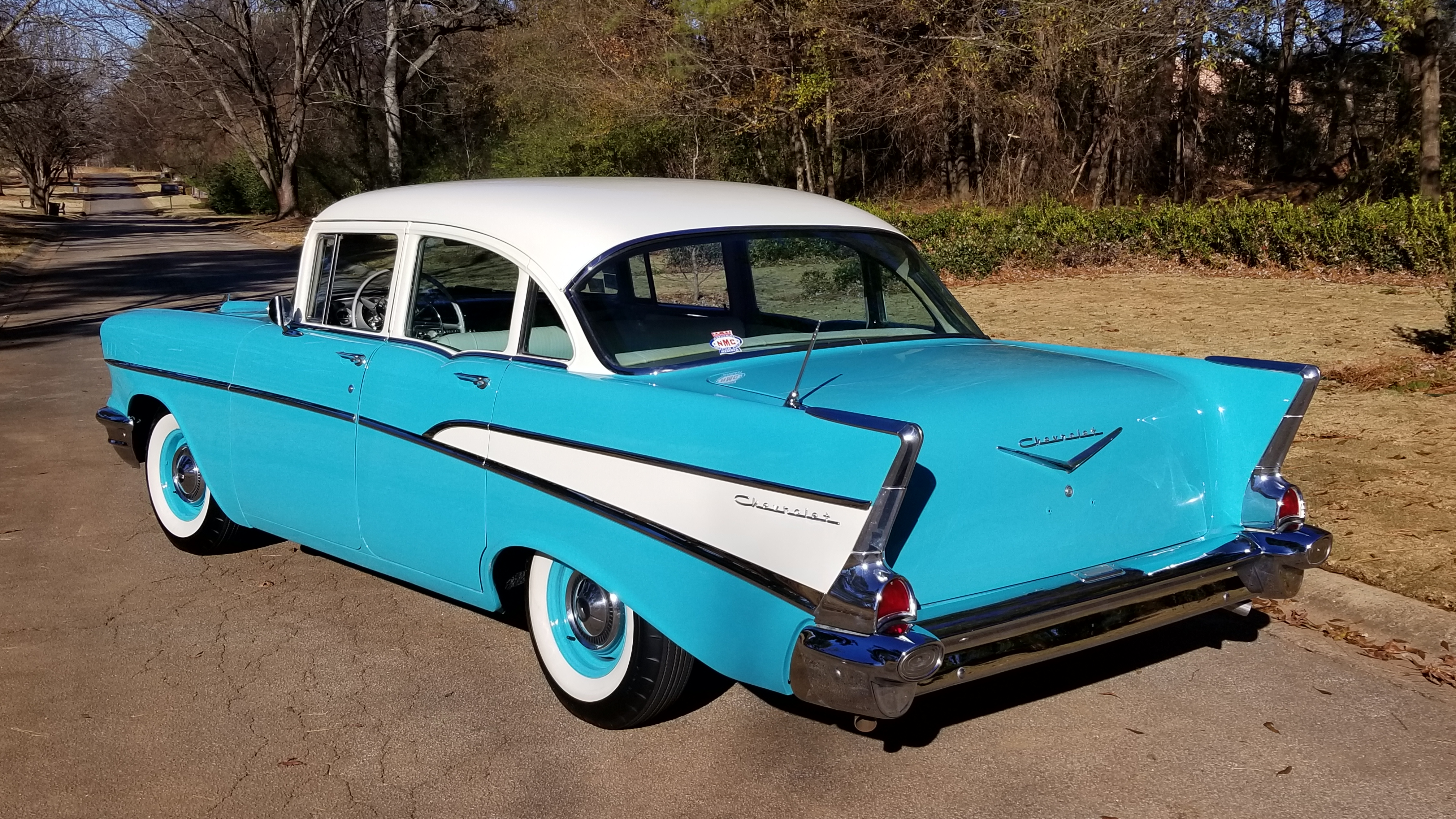 1957 Chevy 210 4 Door (12)