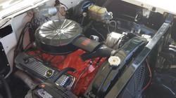 1957 Chevy Belair Hardtop White (20)