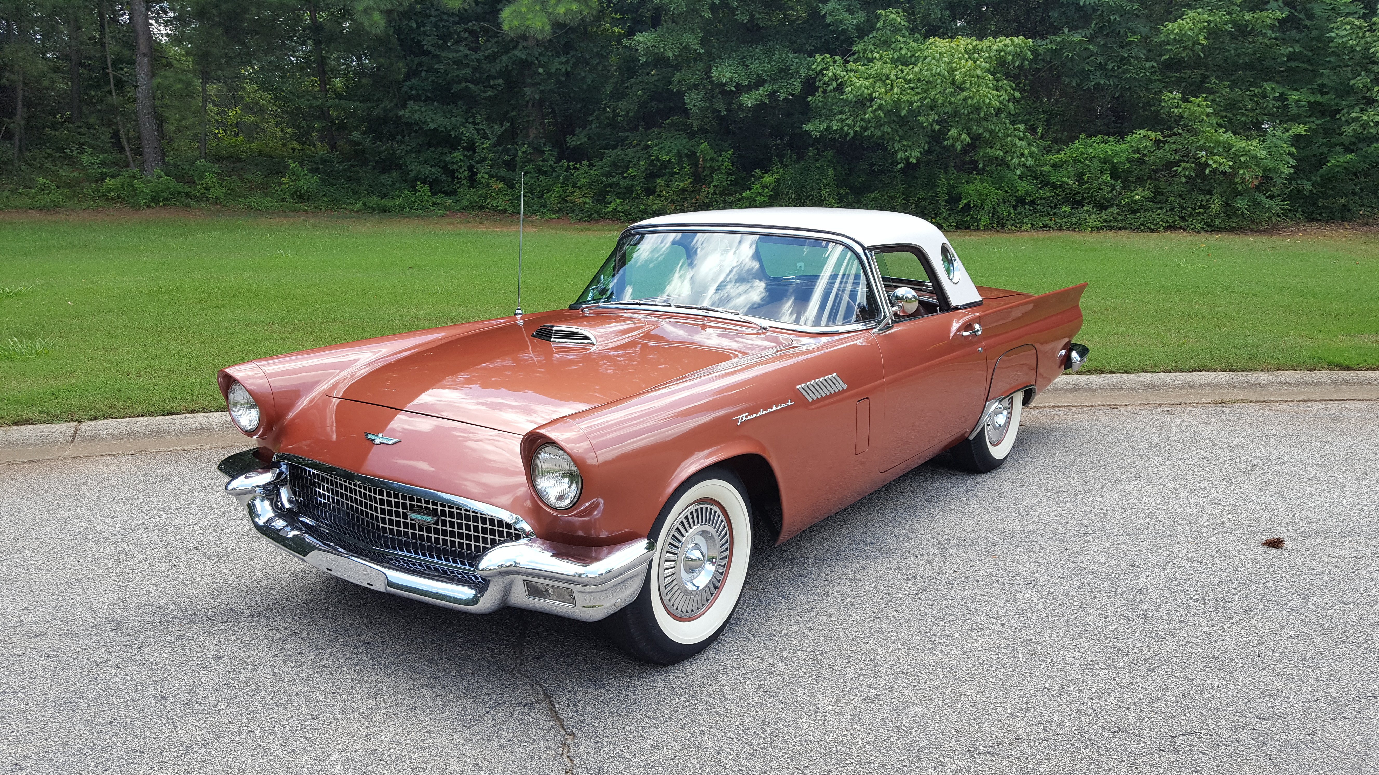 1957 Thunderbird (1)
