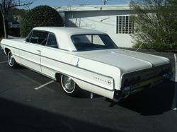 1964 Impala Two Door Hardtop White (3)