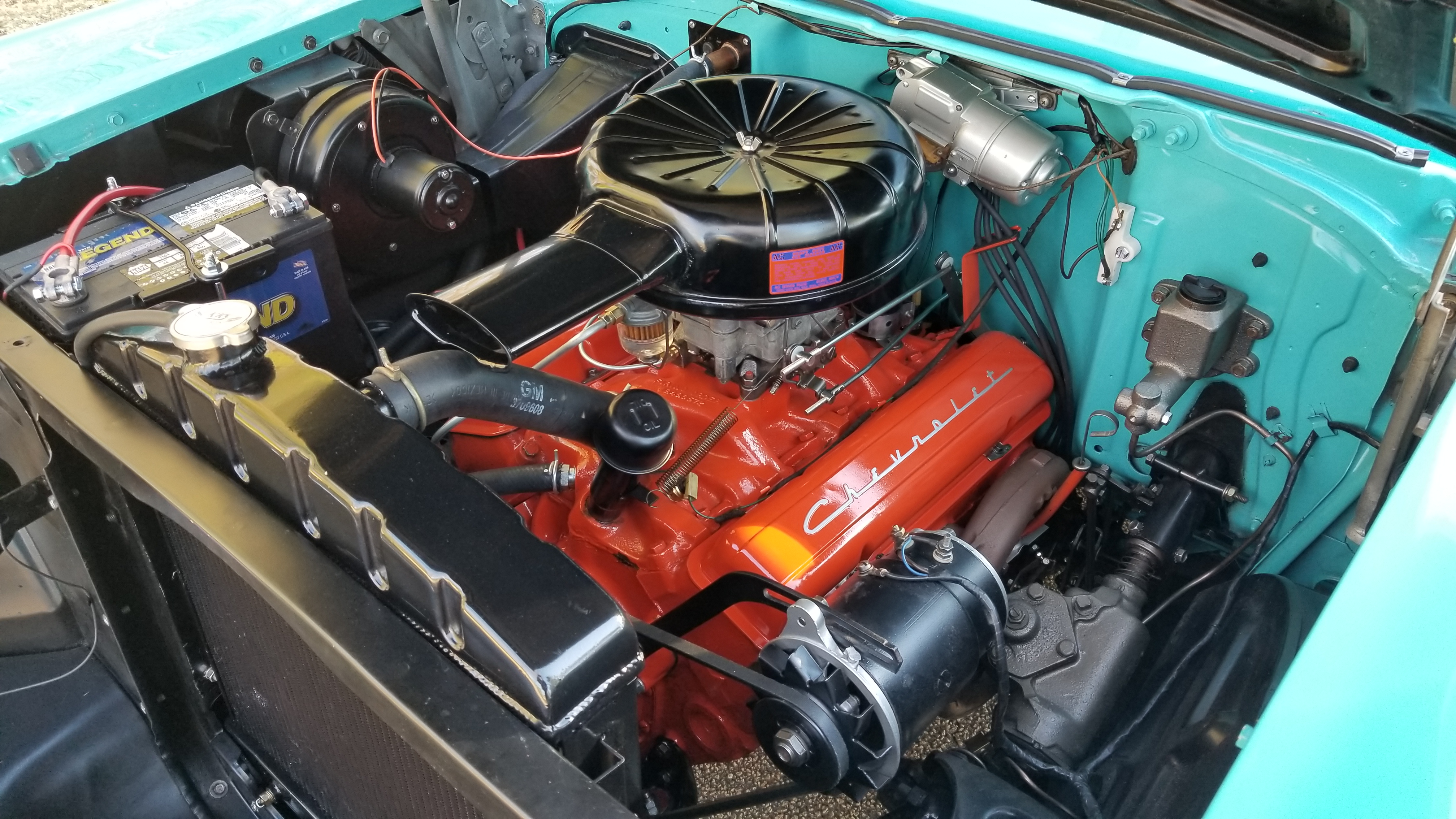 1957 Chevy 210 4 Door (33)