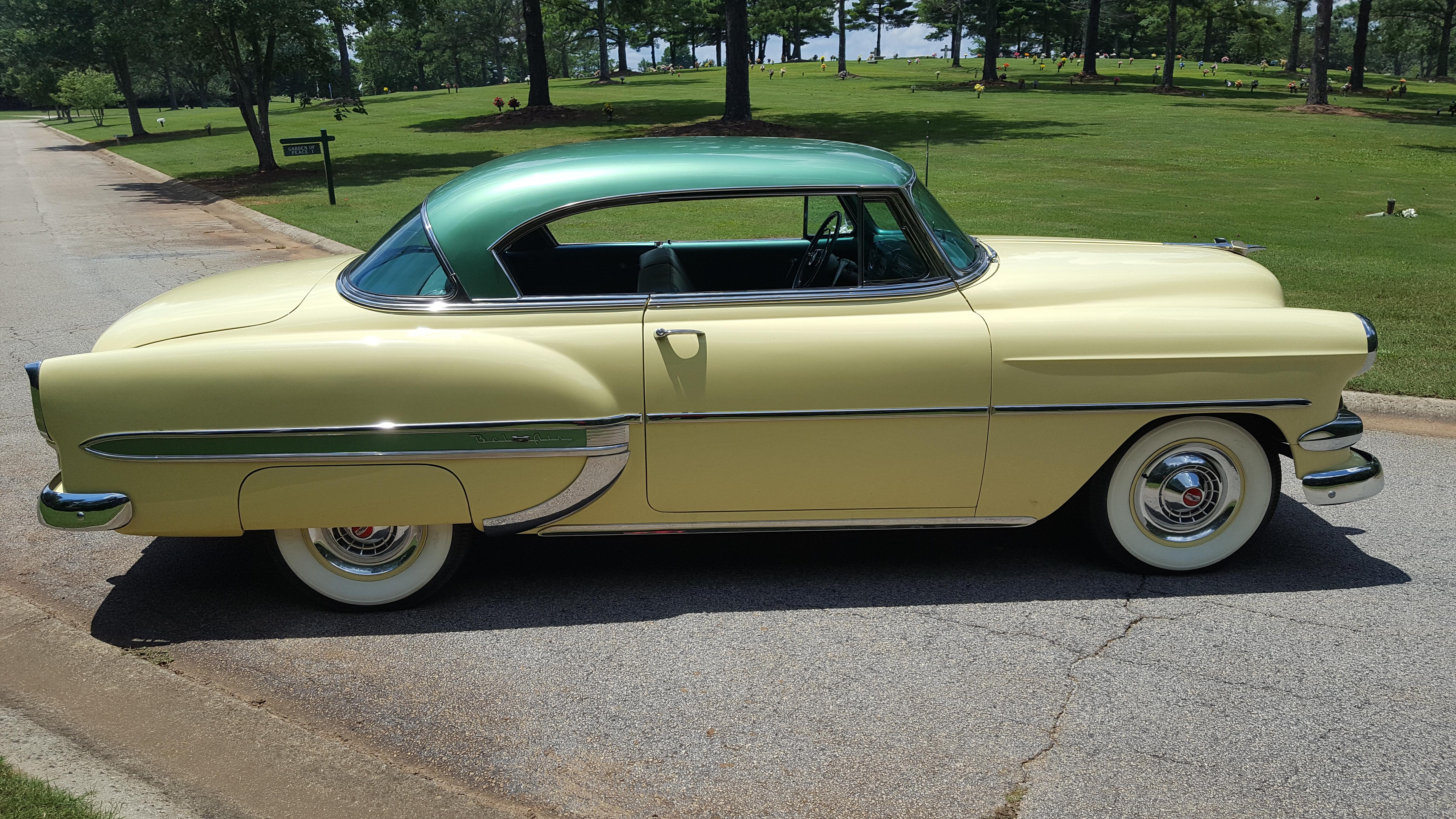 1954 Chevy Bel Air Hardtop (10)