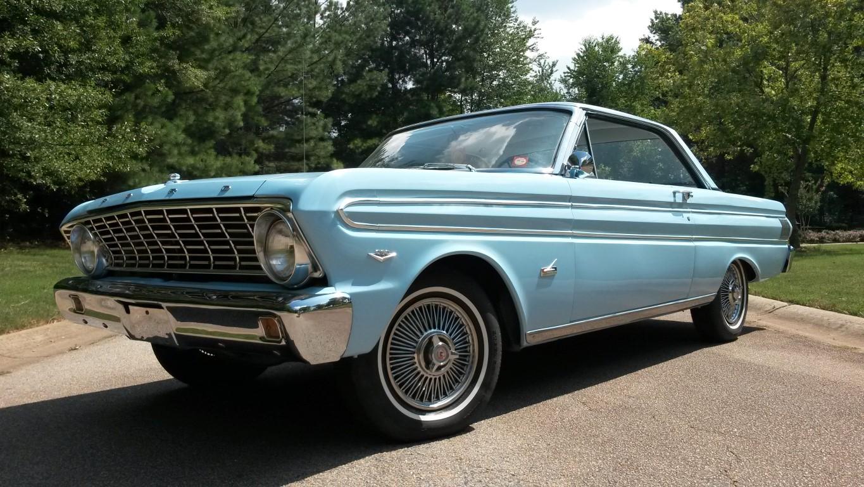 1964 Ford Falcon Futura (2)