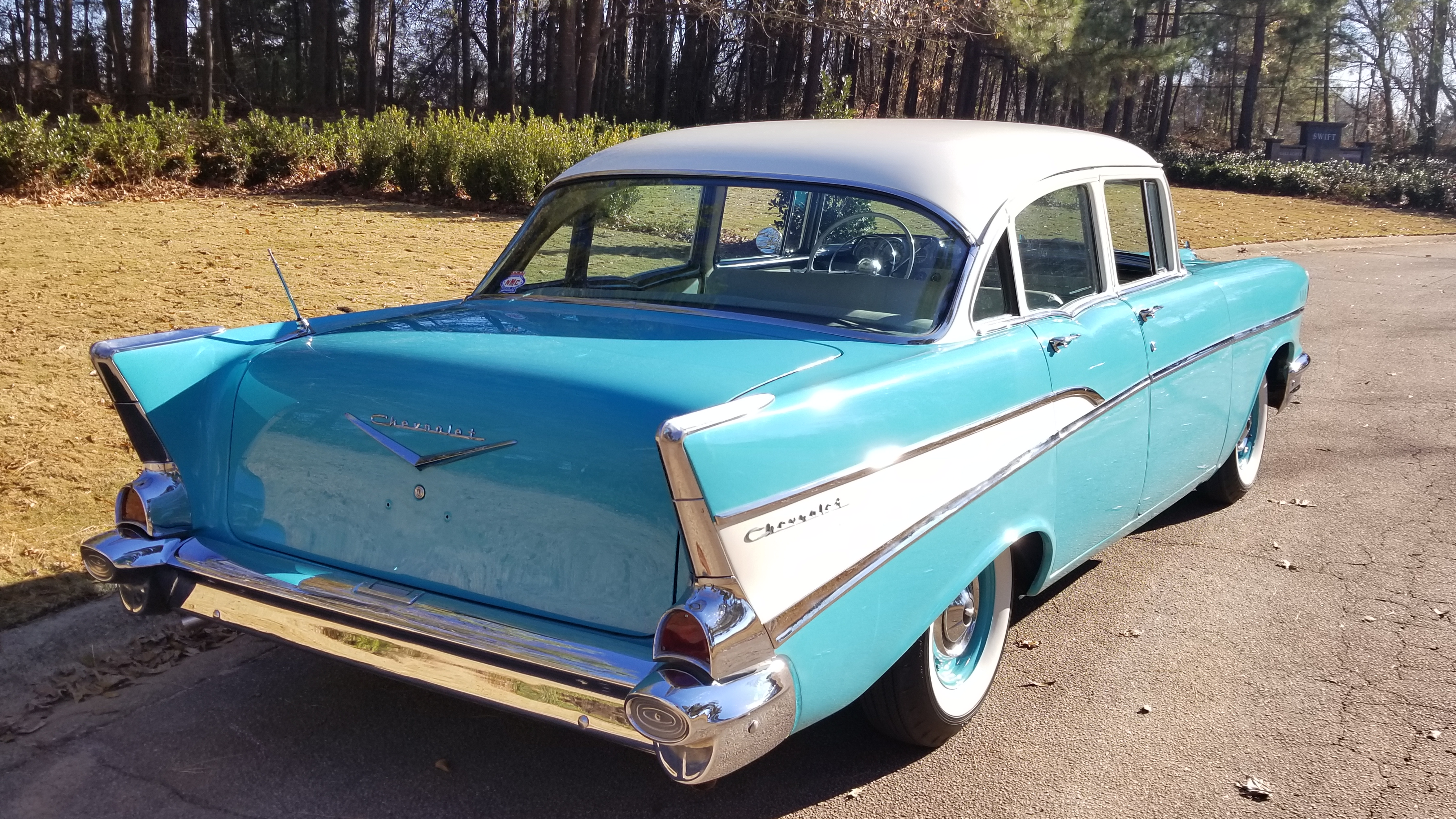 1957 Chevy 210 4 Door (10)