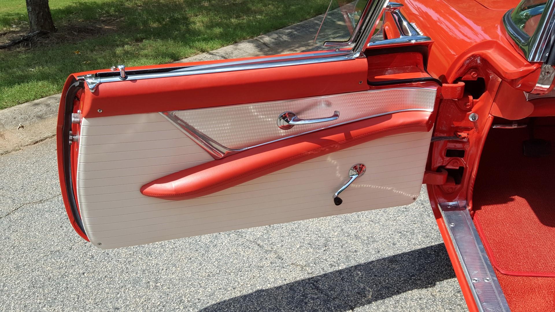 1956 Thunderbird (8)
