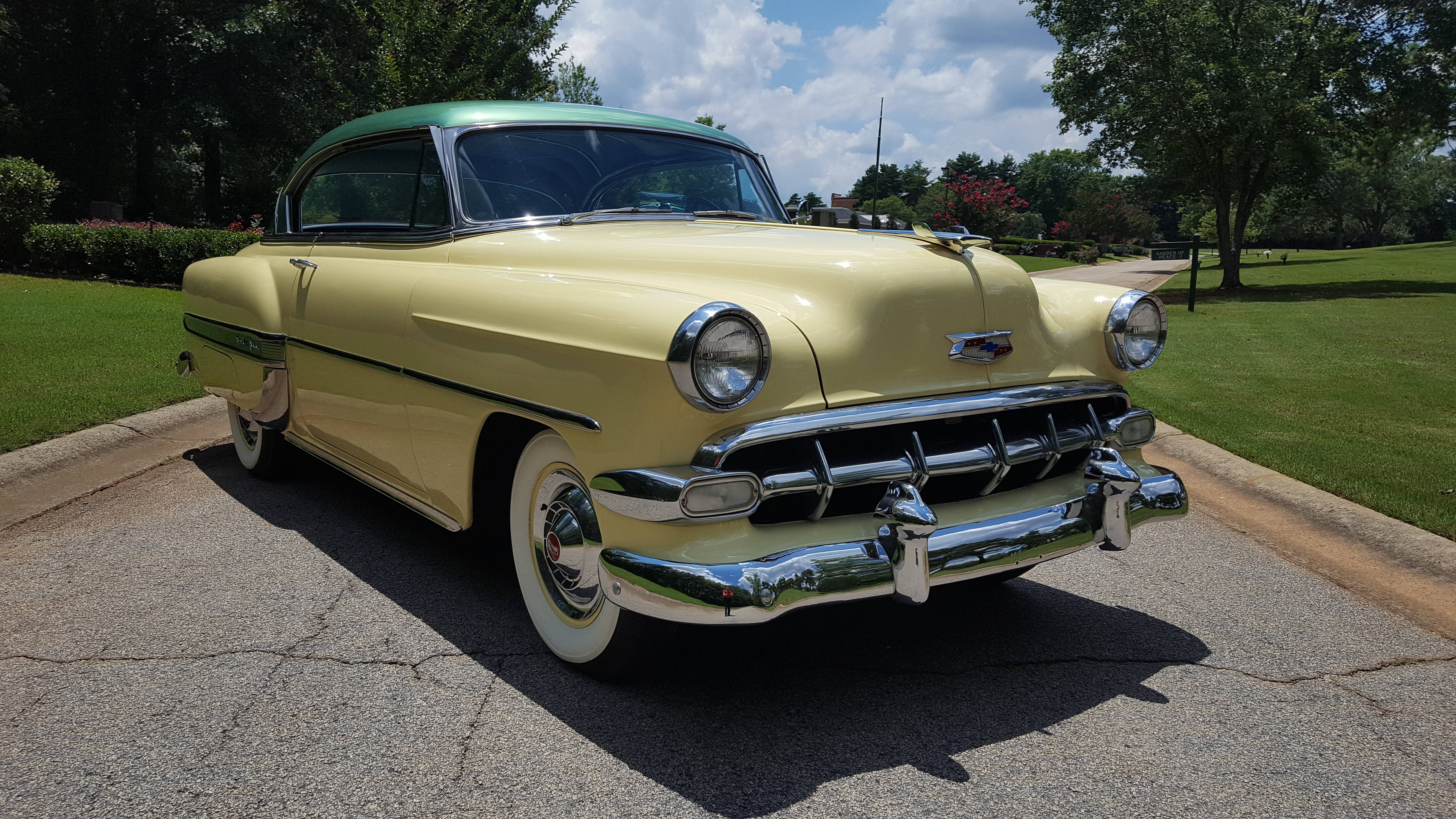 1954 Chevy Bel Air Hardtop (12)