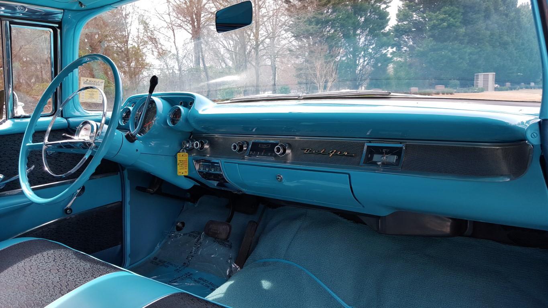 1957 Chevy Bel Air Sport Sedan (48)