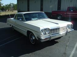 1964 Impala Two Door Hardtop White (7)