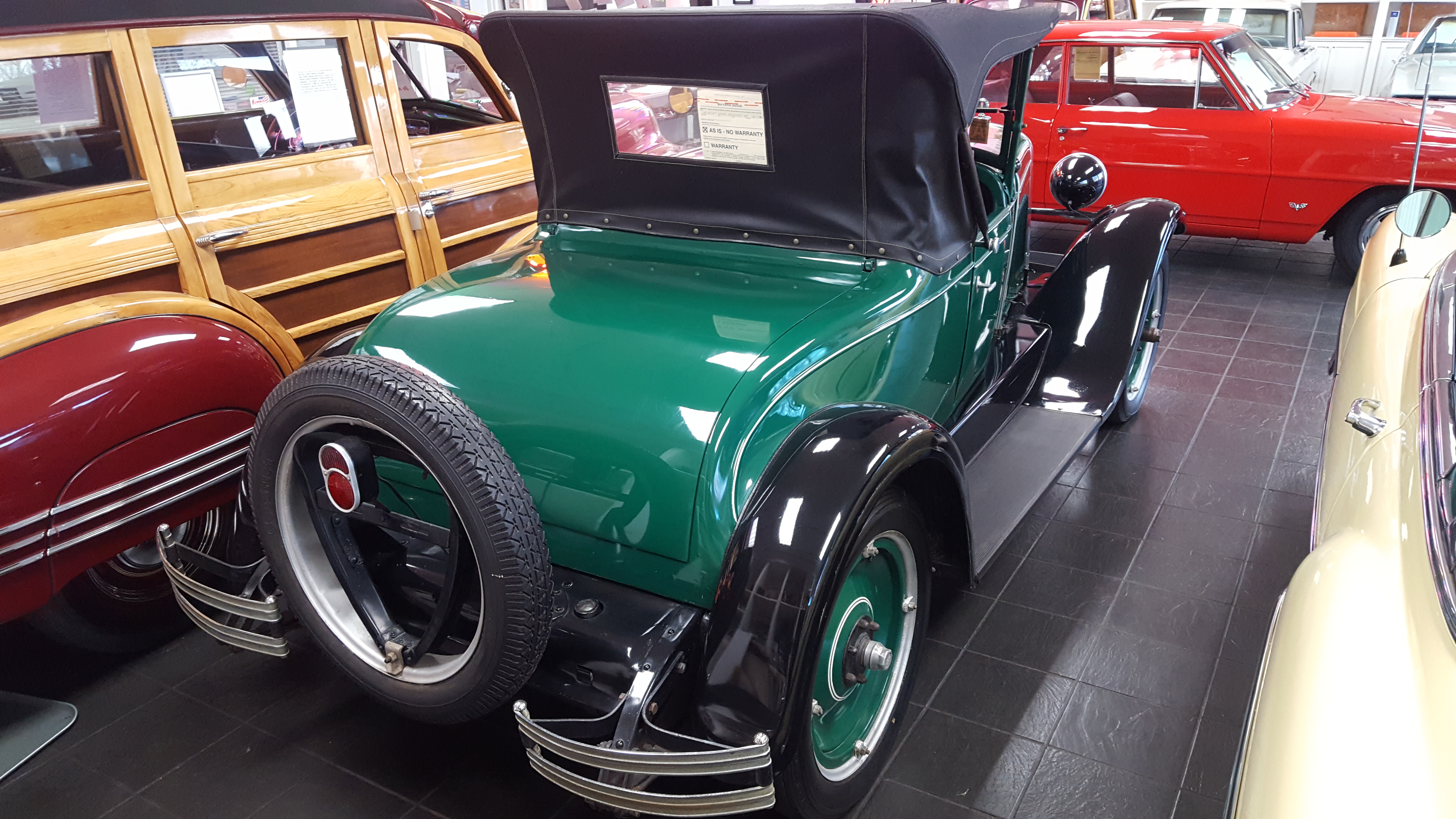 1928 Chevrolet Sport Roadster (4)